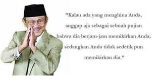 Kata Kata Bj Habibie Tentang Ilmu Agama Islam